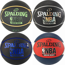 Spalding NBA Highlight Outdoor Streetball différentes couleurs