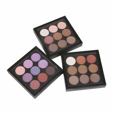 Professional 9 Colors Matte Pigment Palette Cosmetic Makeup Eye Shadow