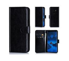 Magnetic Flip Case Stand Punch Cover For Samsung Galaxy S9 & S9 Plus 2018 -NEW