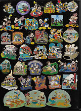 #05 DISNEY PIN PINES , WALT DISNEY WORLD, DISNEY LAND elegir: Mickey & Friends