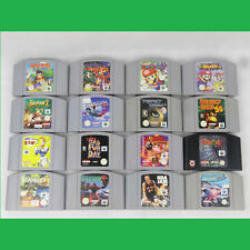 Nintendo 64 N64 Games Collection Cartridge Rare