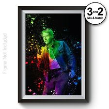 Han Solo Poster - Star Wars Giclee Wall Art Prints - Abstract Fan Art