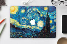 Schutz Hülle Van Gogh Macbook Case MacBook Air 11 13 Hard Cover Macbook Pro 15