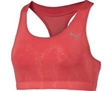 Puma Essential Graphic Bra - Cayenne