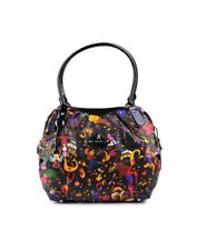 BORSA PIERO GUIDI MAGIC CIRCUS BORSA DA DONNA NERA BAG