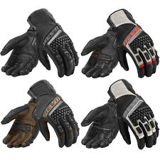 REV'IT! Sand 3 MOTO FUORISTRADA ADVENTURE TOURING VENTILATO GUANTI REV IT REVIT