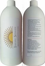 Instant Sunshine choose your shade light medium dark spray tan solution 1 litre