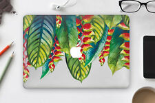Leaves MacBook Pro 15 Retina Schale Floral Case Macbook Air Schutz Hülle 12 Case