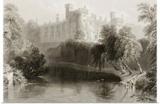 Poster Print Wall Art entitled Kilkenny Castle, County Kilkenny, Ireland