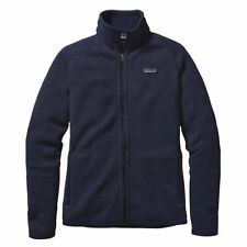 Patagonia Womens Better Sweater Fleece Jacket Classic Navy