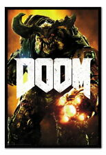 89300 Doom Cyber Demon Magnetic Decor WALL PRINT POSTER FR