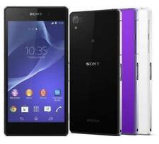 Original Unlocked Sony Xperia Z2 D6503 - 16GB 4G LTE 20MP Smartphone 3 Color