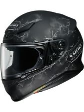Casco Moto Shoei NXR Ruts TC-5 Nero