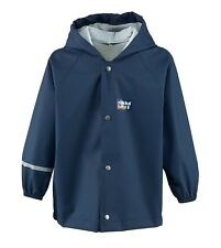 Rukka of Finland baby and toddlers' rain jacket Navy Blue, ages 12-36 months
