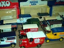 LLEDO VANS - DIE-CAST - DELIVERY 1980/90 ~ click SELECT to browse or order