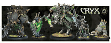 PRIVATEER PRESS - WARMACHINE - CRYX - CHARACTERS - VARIOUS