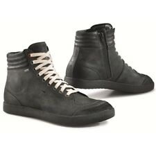 TCX GROOVE GORE-TEX cuir noir CE MOTO TOURING Bottines/chaussures