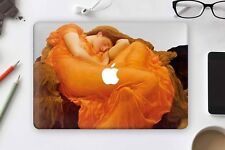 Sir Frederic Leighton Flaming June MacBook Pro 13 Case MacBook Air 11 Hard Hülle