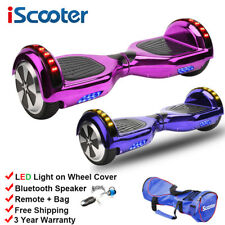 "6,5"" Hoverboard Patinete Eléctrico Scooter Self Balancing Monociclo Bluetooth SP"