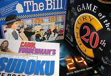 BOARD GAMES > TV SHOWS and FAMILY 1980/2000  click SELECT to browse or order