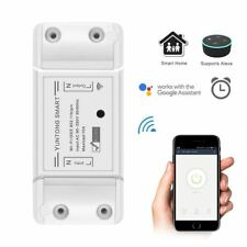 WiFi Wireless Smart WiFi Switch Module ABS Shell Socket Home Electric Switch