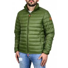 Giubbotto uomo save the duck d3243m giga 5 dusty olive