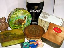 COLLECT UK VINTAGE TINS & RARITIES 1950/80 ~ click - SELECT - to browse / order