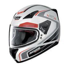 NOLAN Casco Integrale N60-5 PRACTICE 19 METAL WHITE