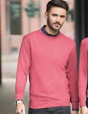 Herren Crew Neck Knitted Pullover | Russell Collection