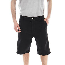 Carhartt Shorts Ruck Single Knee Kurz Black Stonew Schwarz