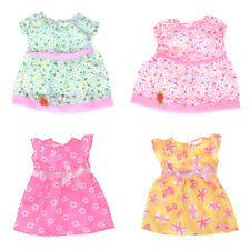 Lovely Doll Dress Clothes Fit 18 Inch American Girl 43cm Baby Born Zapf DollsRAS