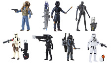 Disney STAR WARS 'Rogue One' and 'Rebels' 3.75 inch action figures BNIB