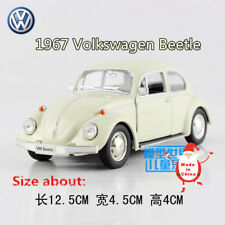 RMZCity 1:32 Scale Car Model Toys/ 1967 Volkswagen Beetle/Diecast Metal/Pull
