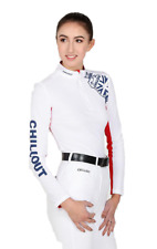 Chillout Horsewear Womens UV Base Layer - White