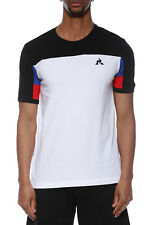 Le Coq Sportif Inspi Football Tee SS T-Shirt Uomo 1810680 Optical White