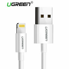UNGREEN MFI Apple Certified Lightning Datos IPhone Sync Cable Rápido Cargador