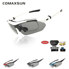 COMAXSUN Professional Polarized Cycling Glasses Bike Goggles Outdoor Sports