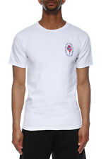 Obey X Never Made Rosette T-Shirt Uomo 163081701 WHT White