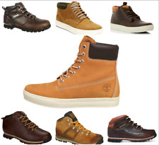 Timberland Mens Ankle Boot Splitrock Chukka Hiking Walking Cupsole Lace Up Boots