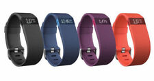 NEW Fitbit Charge HR Wireless Activity Fitness Tracker Wristband - Small & Large
