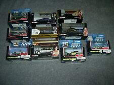 CORGI JAMES BOND CARS/VEHICLE SELECTION