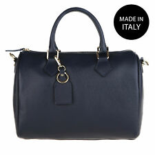 Borsa bauletto a mano da donna in vera pelle made in italy 5176