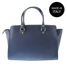 Borsa elegante a mano da donna in vera pelle made in italy 80015