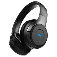 Zealot Stereo Wireless Bluetooth Headphone Foldable Touch Control Headset W/ Mic