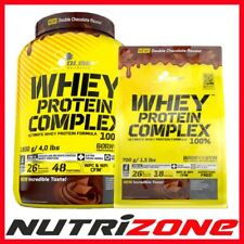 OLIMP WHEY PROTEIN COMPLEX DOUBLE CHOCOLATE Mass Gainer BCAA Amino Acid WPI WPC
