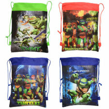TEENAGE MUTANT NINJA TURTLES BAG SWIM GYM BAG TNMT WATCH CHILDRENS QUARTZ