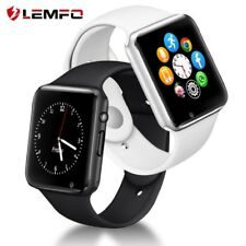 LEMFO Smart Watch Bluetooth Smartwatch Pedometer With SIM Slot Camera