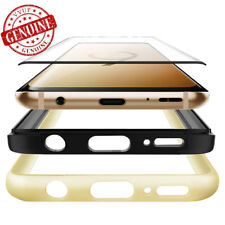 For Samsung Galaxy Note9/S9 10 Clear Case Rugged Tempered Glass Screen protector