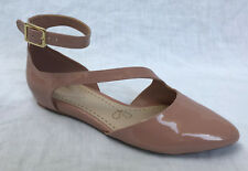 29f1e1cfe3c4 BNIB Clarks Ladies Coral Fizz Dusty Pink Patent Leather Shoes