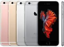 Apple iPhone 6S 16GB Gold Silver Grey Unlocked  AT&T Tmobile MetroPcs Smartphone